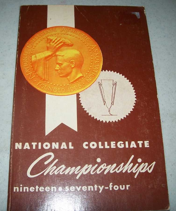 1974 National Collegiate Championships, N/A