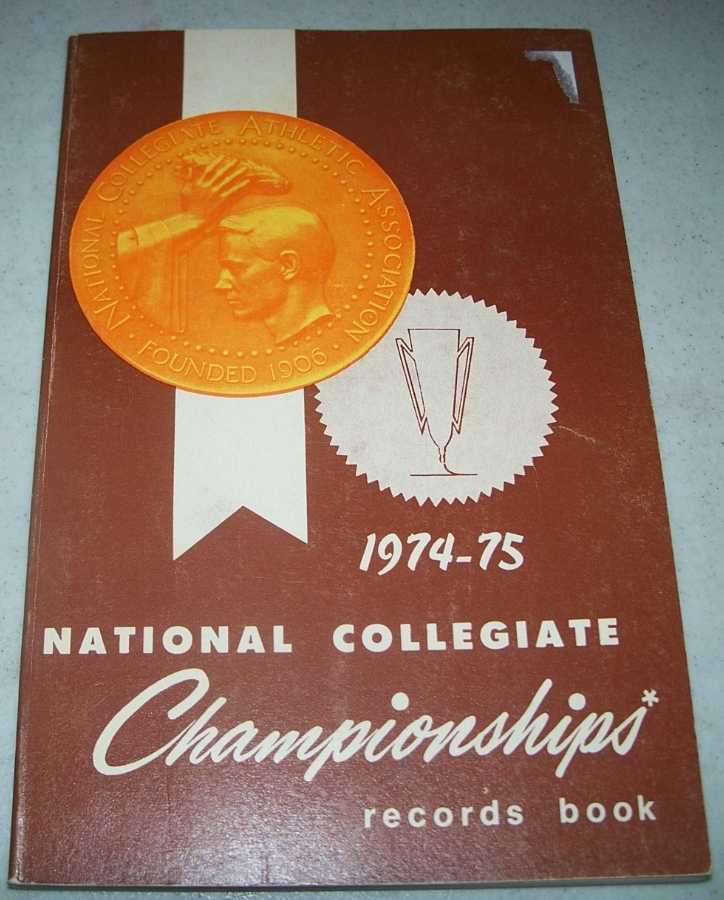 1974-75 National Collegiate Championships, N/A