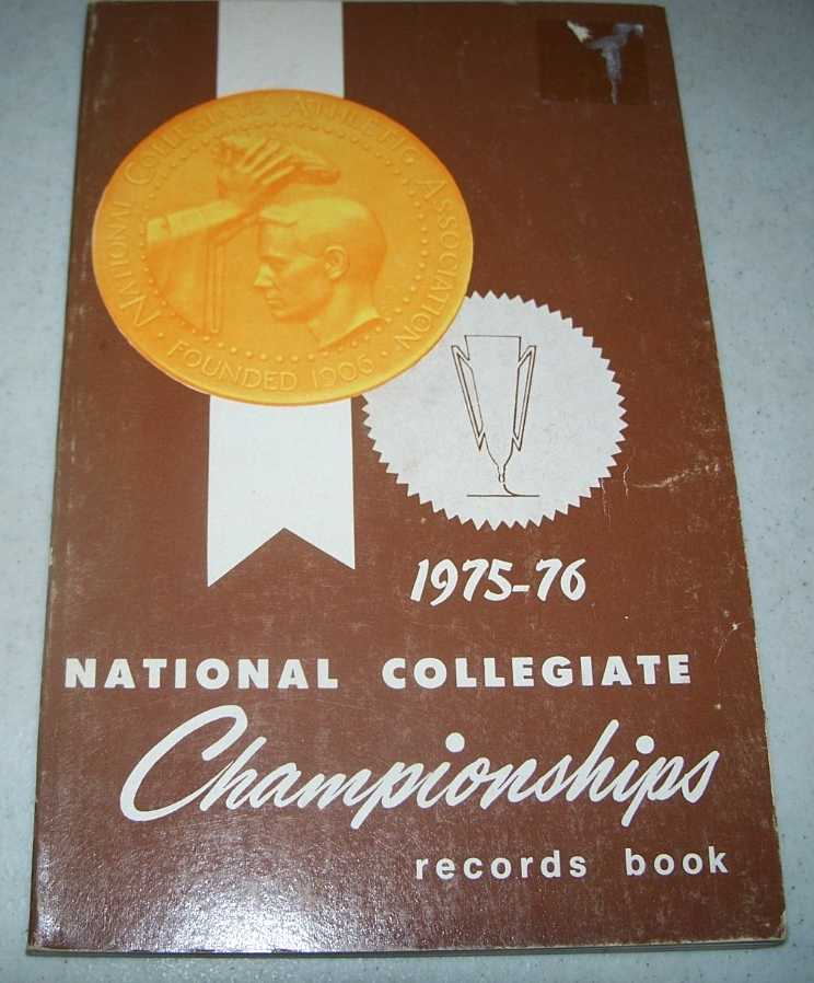 1975-76 National Collegiate Championships, N/A