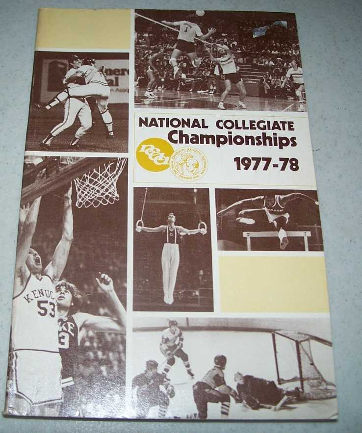 1977-78 National Collegiate Championships, N/A