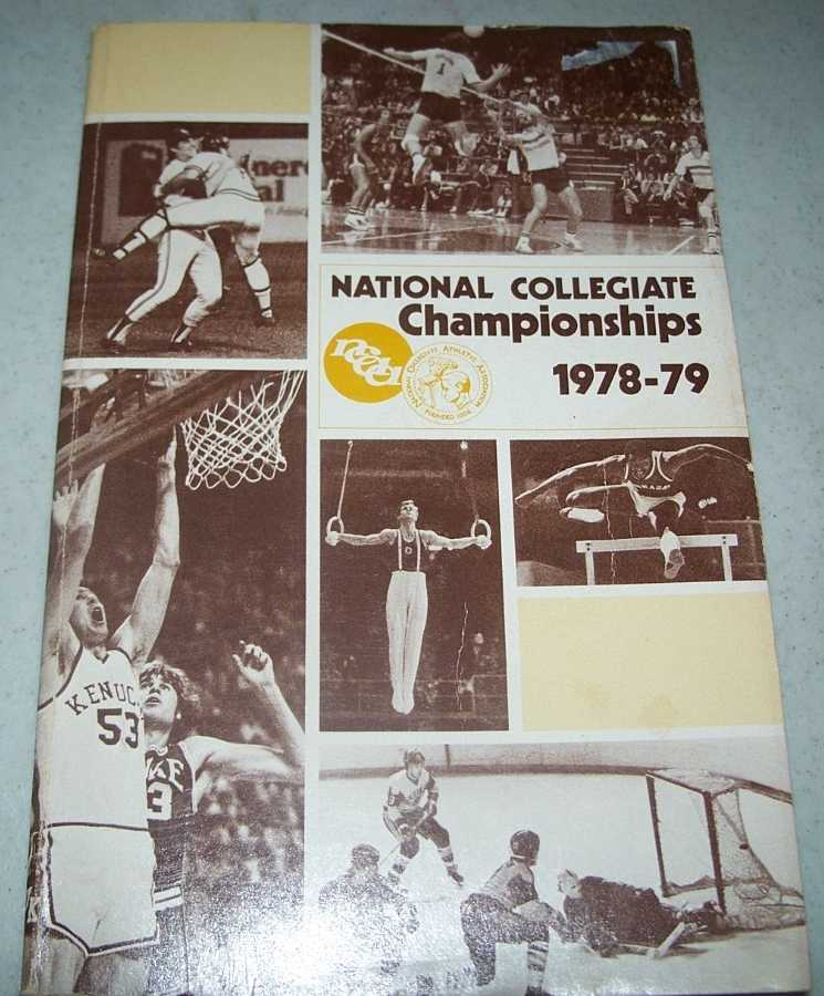 1978-79 National Collegiate Championships, N/A