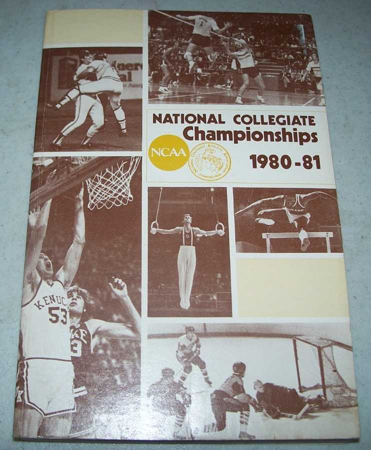 1980-81 National Collegiate Championships, N/A