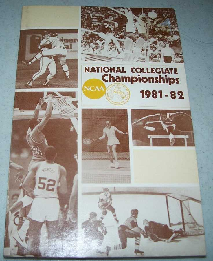 1981-82 National Collegiate Championships, N/A