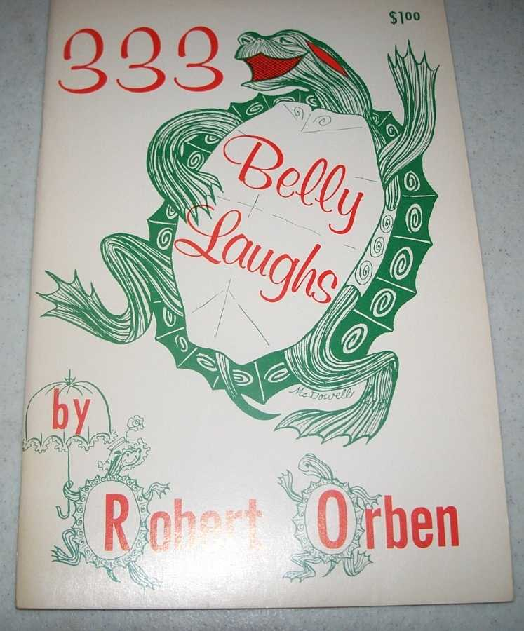 333 Belly Laughs, Orben, Robert