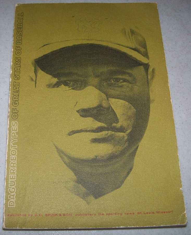 Daguerreotypes of Great Stars of Baseball (1968 edition), MacFarlane, Paul with Gettelson, Leonard