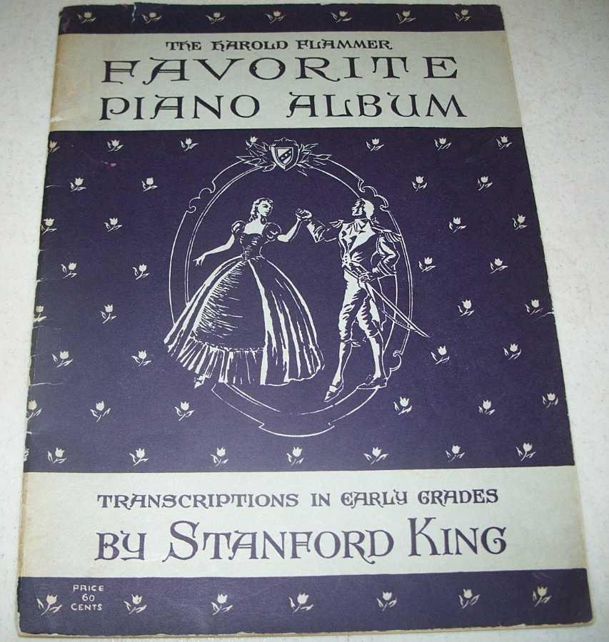 The Harold Flammer Favorite Piano Album, King, Stanford