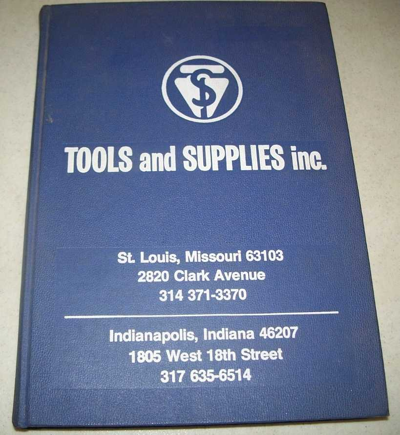 Tools and Supplies Inc. Catalog, N/A