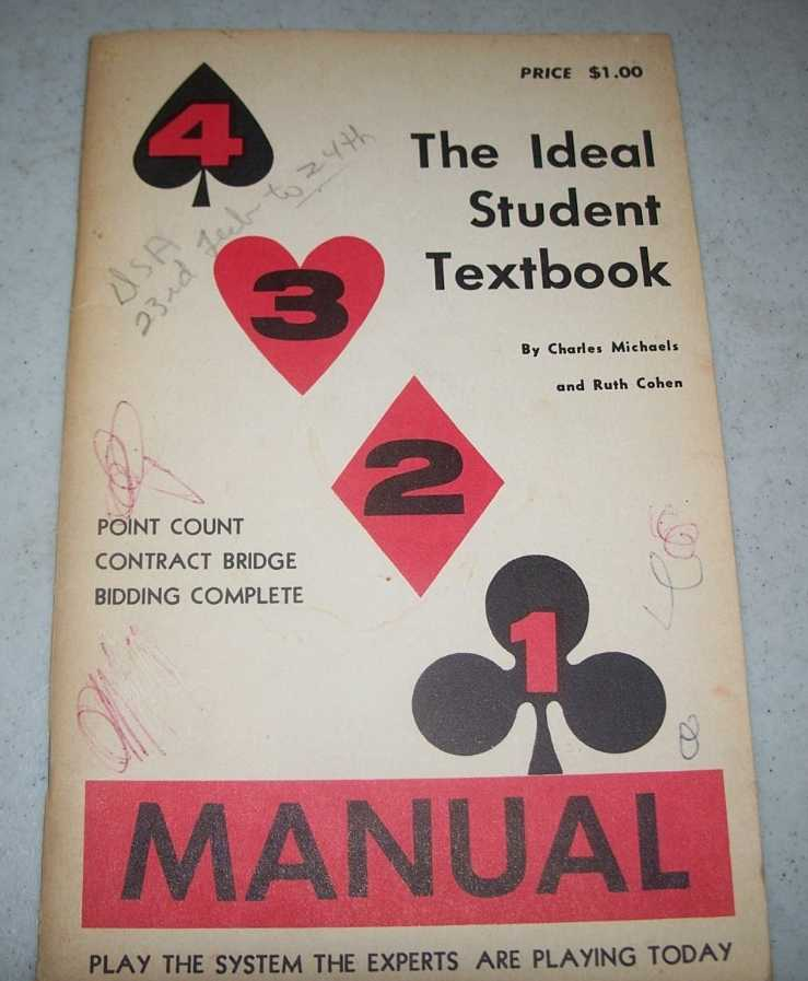 4321 Manual (Bridge): The Ideal Student Textbook, Michaels, Charles and Cohen, Ruth