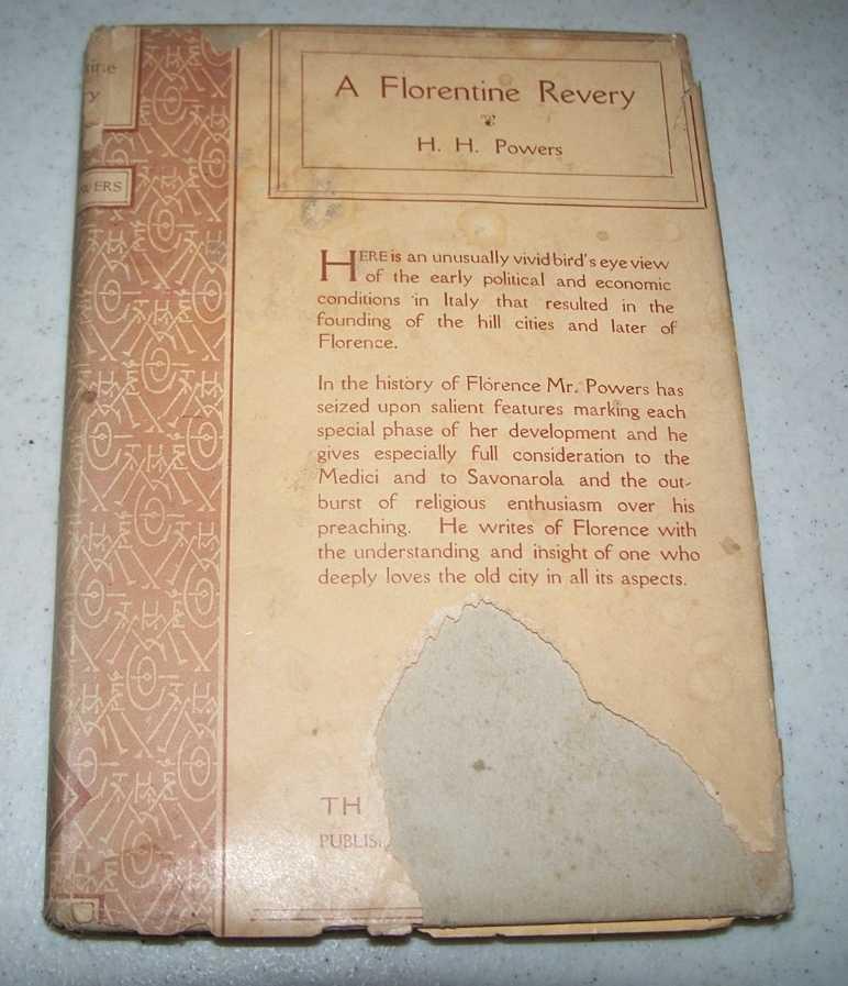 A Florentine Revery, Powers, H.H.