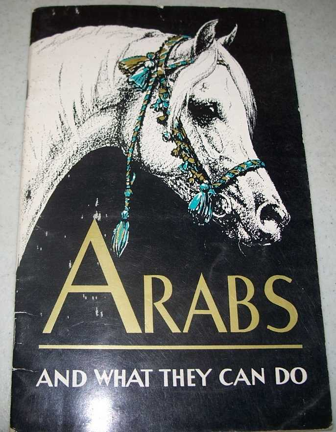 Arabs and What They Can Do, N/A