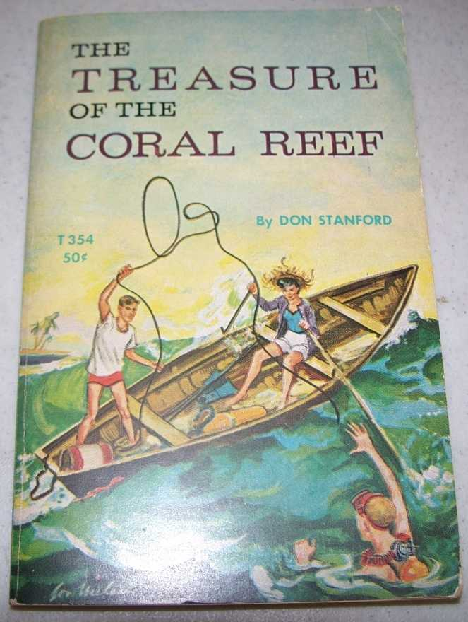 The Treasure of the Coral Reef, Stanford, Don