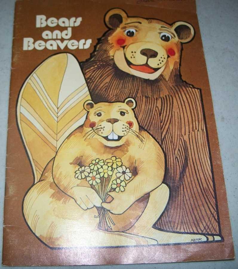 Bears and Beavers (Rainbow Books Exploring God's Fascinating World), De Jonge, Joanne E.