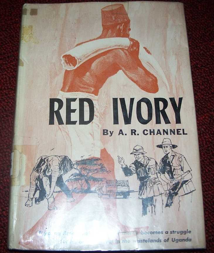 Red Ivory, Channel, A.R.