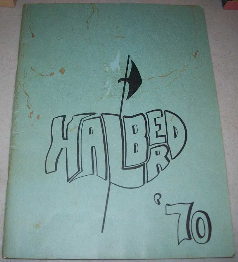 Normandy Junior High School Yearbook 1969-1970, Halberd, N/A