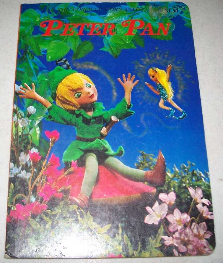 Peter Pan (The World of Fairy Tales), N/A
