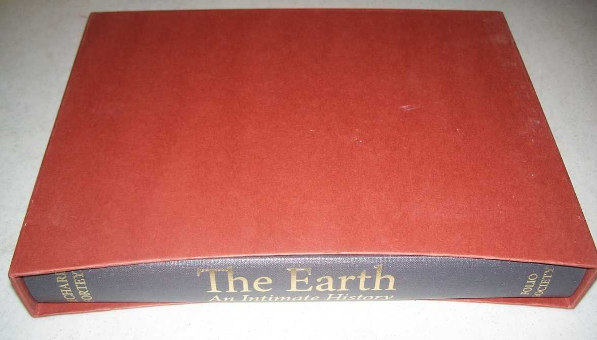 The Earth: An Intimate History, Fortey, Richard