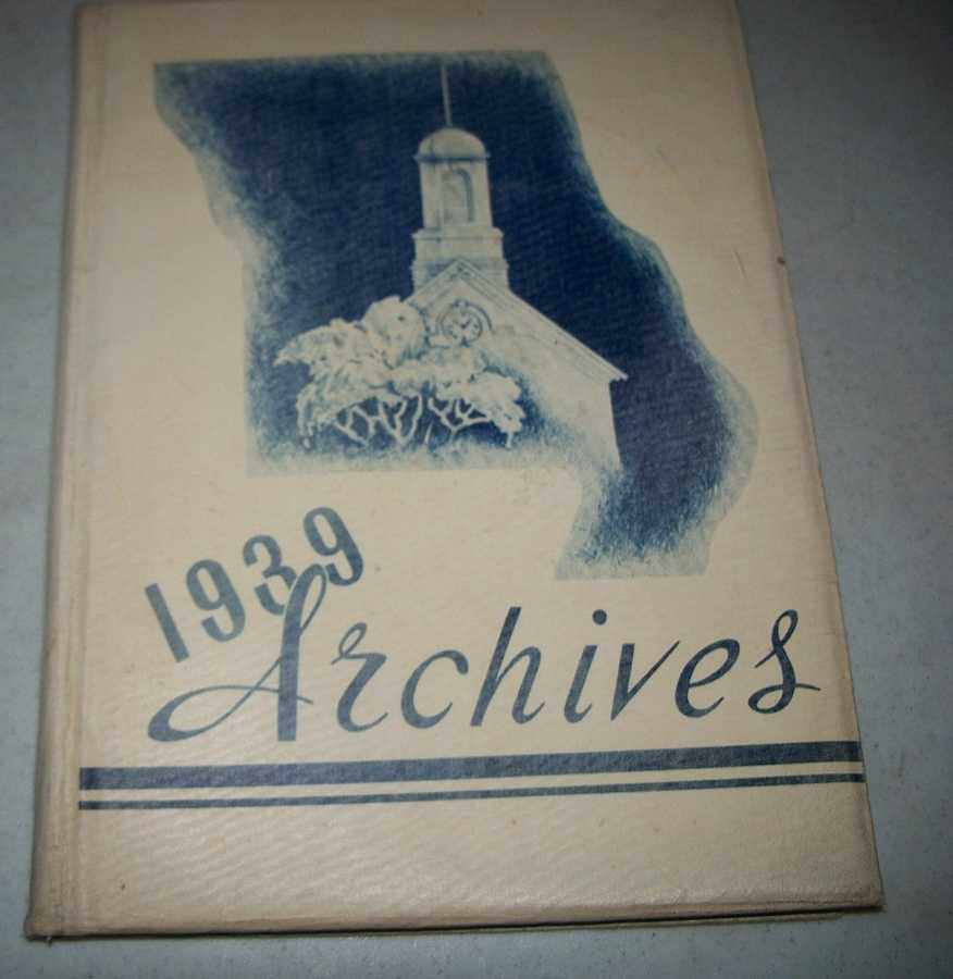 1939 Archives: Lincoln University Yearbook (St. Louis, Missouri), N/A