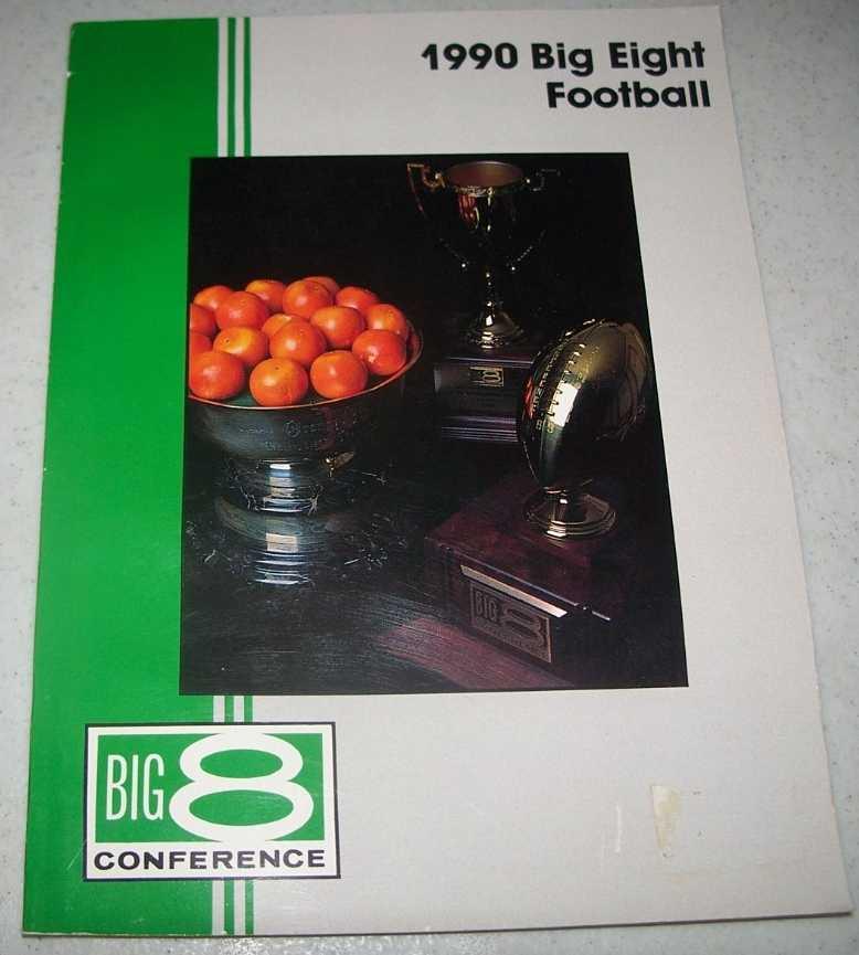 1990 Big Eight Football Media Guide, N/A