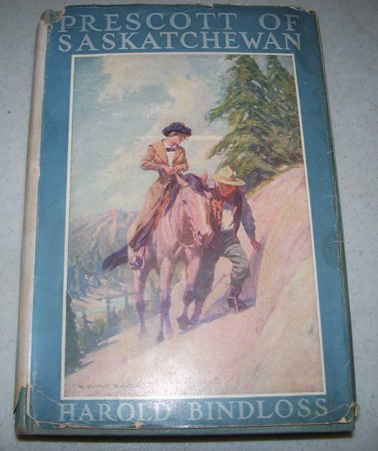 Prescott of Saskatchewan, Bindloss, Harold