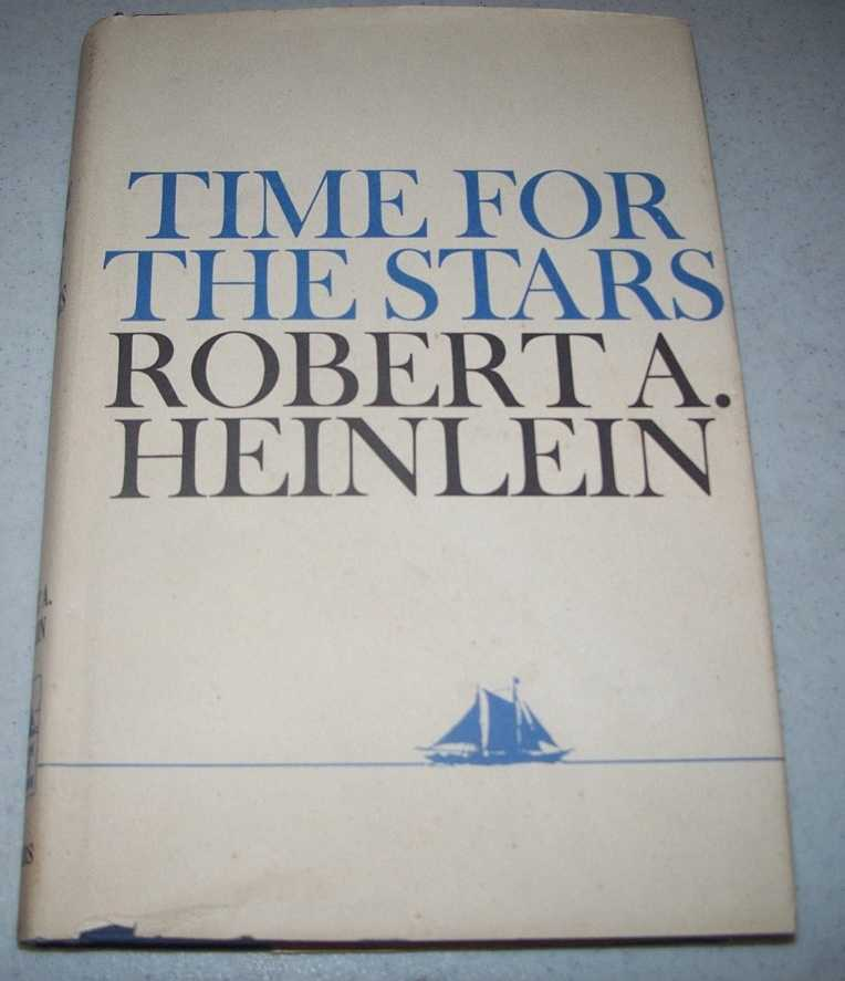 Time for the Stars (Hudson River Editions), Heinlein, Robert A.