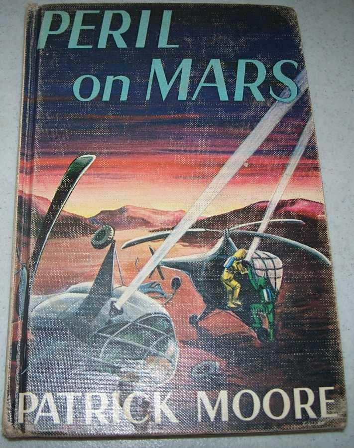 Peril on Mars, Moore, Patrick