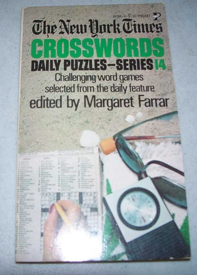 The New York Times Crosswords Daily Puzzles Series 14, Farrar, Margaret (ed.)