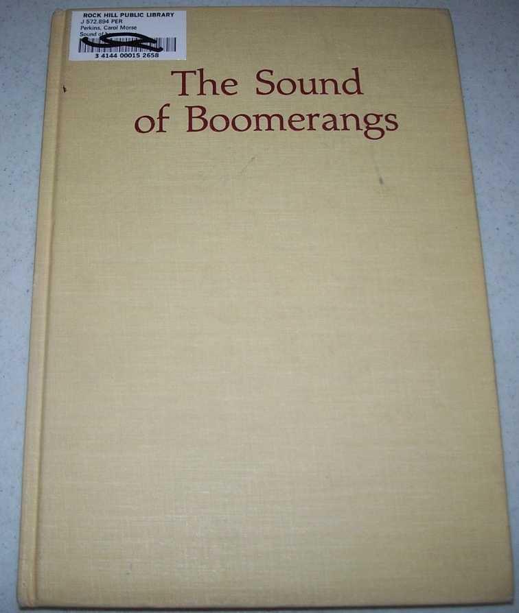 The Sound of Boomerangs, Perkins, Carol Morse
