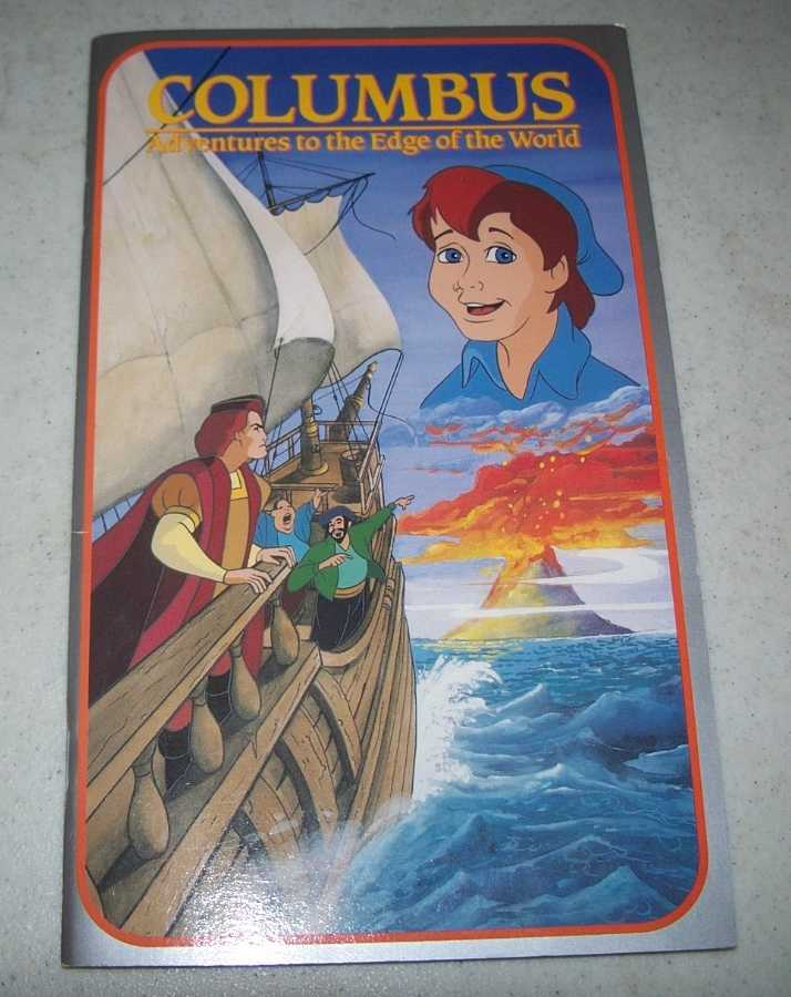 Columbus: Adventures to the Edge of the World, Uribe, Fernando and Engler, Dan