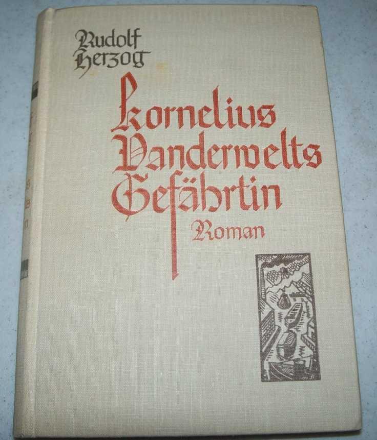 Kornelius Banderwelts Gefahrtin, Herzog, Rudolf