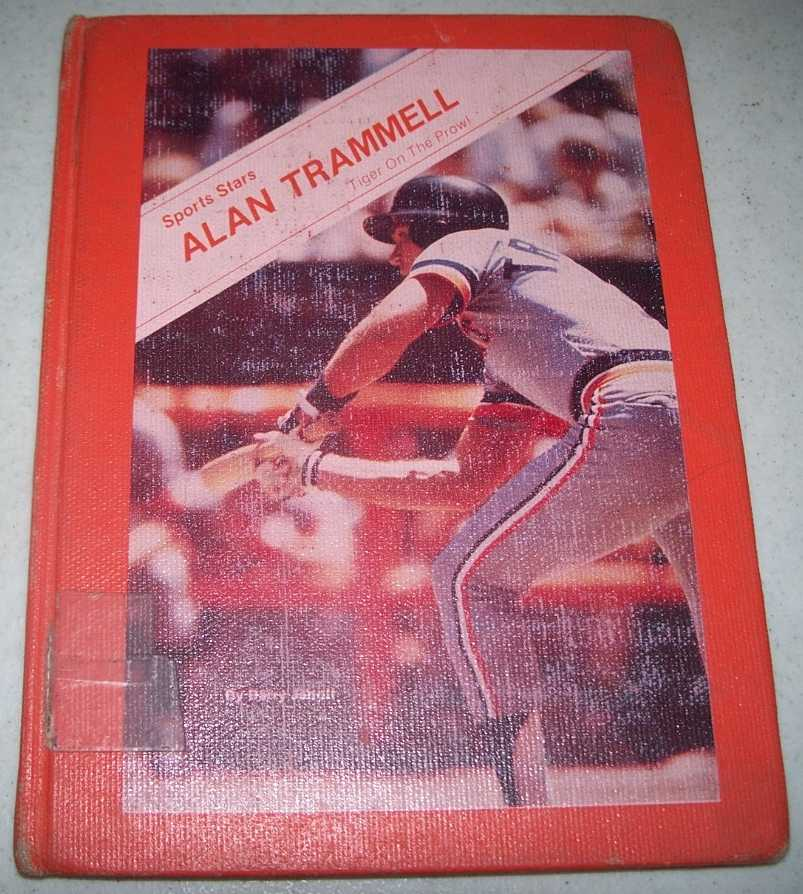 Alan Trammell, Tiger on the Prowl (Sports Stars series), Janoff, Barry