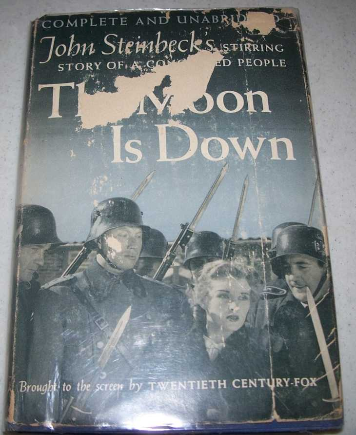 The Moon Is Down: A Novel, Steinbeck, John