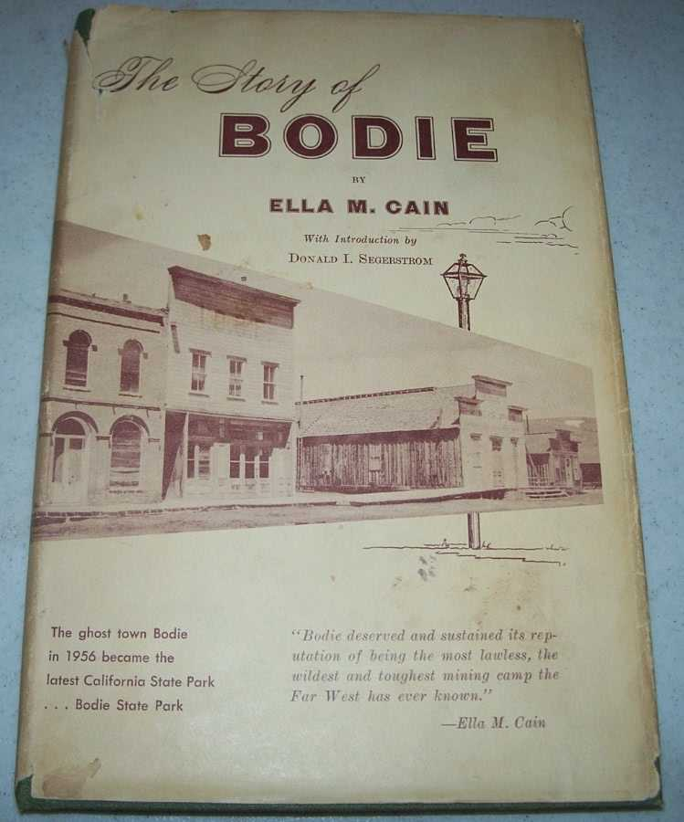 The Story of Bodie, Cain, Ella M.
