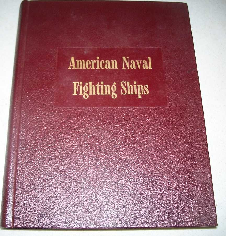 Dictionary of American Naval Fighting Ships Volume II, 1963, C-F-Carriers, Confederate Forces, Anderson, George W. (foreword)