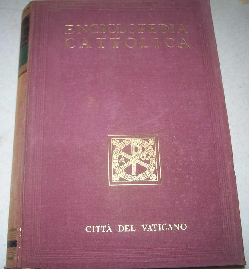 Enciclopedia Cattolica Band V Ea-Gen, N/A