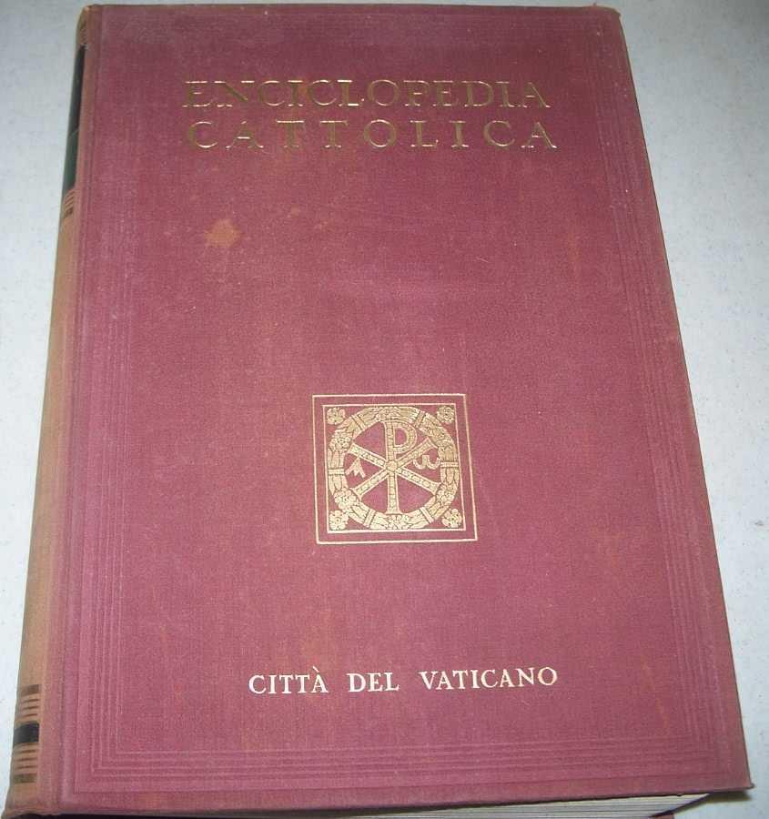 Enciclopedia Cattolica Band VI Geni-Inna, N/A