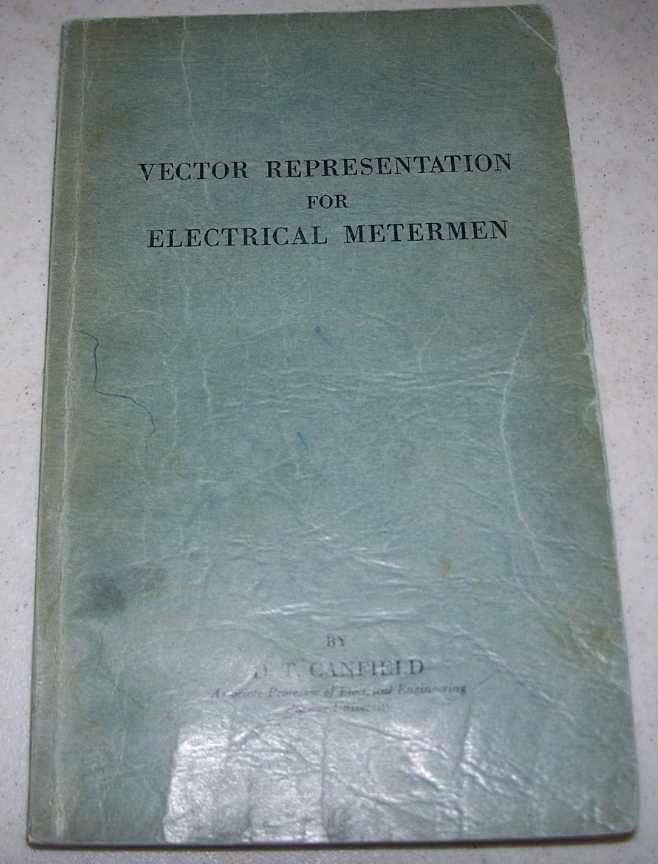 Vector Representation for Electrical Metermen, Canfield, D.T.