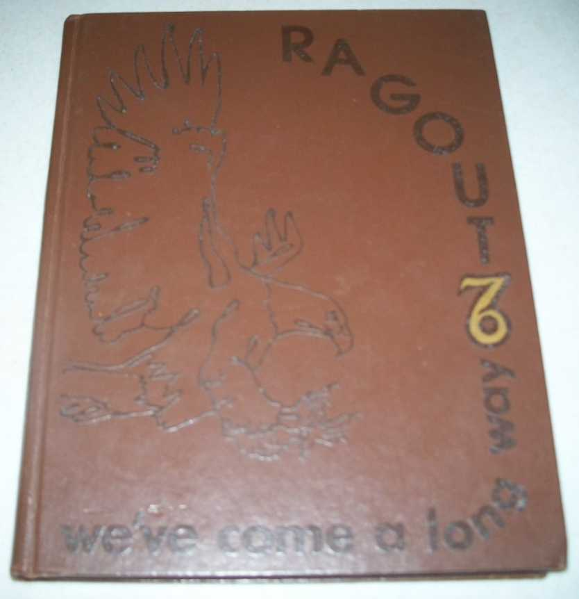 Ragout '76: Central Methodist College 1976 Yearbook, Fayette, Missouri, N/A