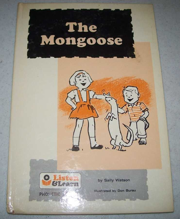 The Mongoose (Listen and Learn Phonetic Reader), Watson, Sally