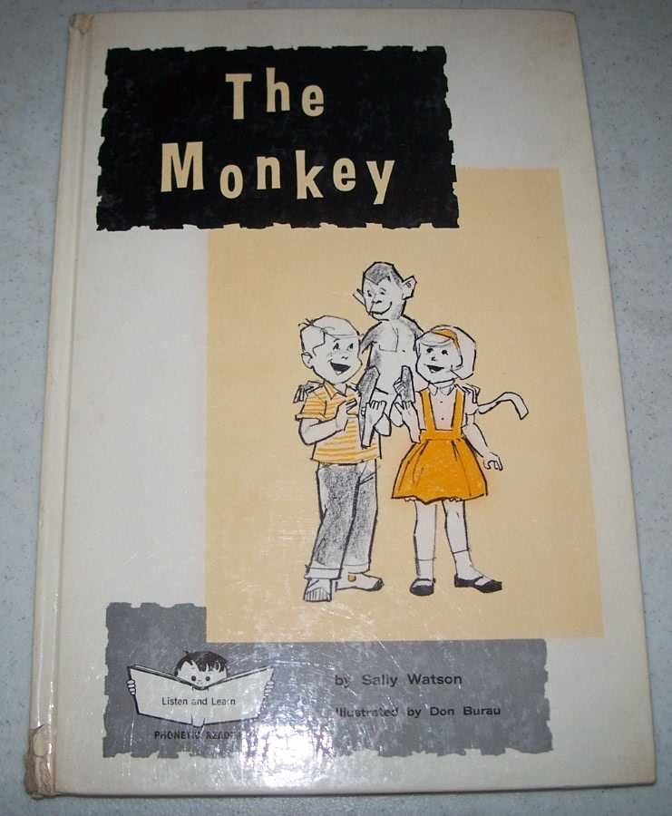 The Monkey (Listen and Learn Phonetic Reader), Watson, Sally