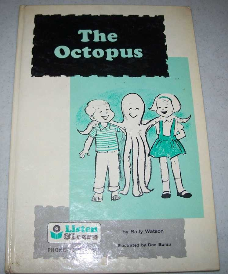 The Octopus (Listen and Learn Phonetic Reader), Watson, Sally