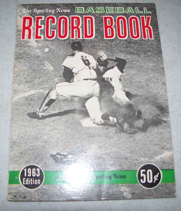 The Sporting News Baseball Record Book 1963 Edition, N/A