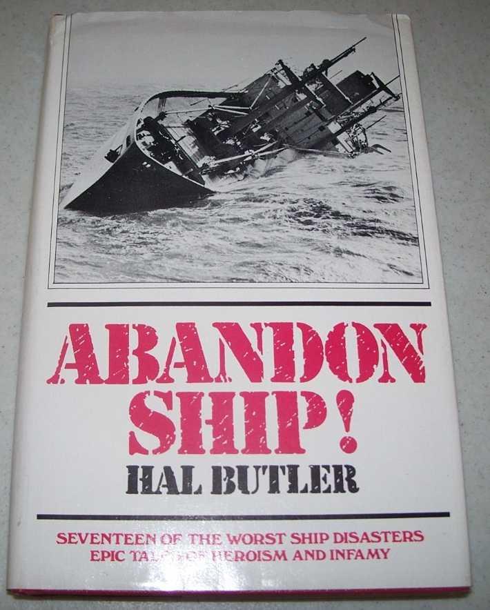 Abandon Ship!, Butler, Hal