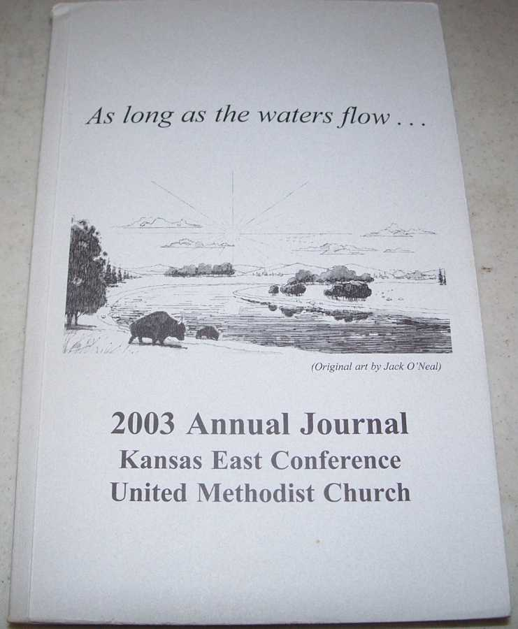 2003 Annual Journal Kansas East Conference of the United Methodist Church, N/A