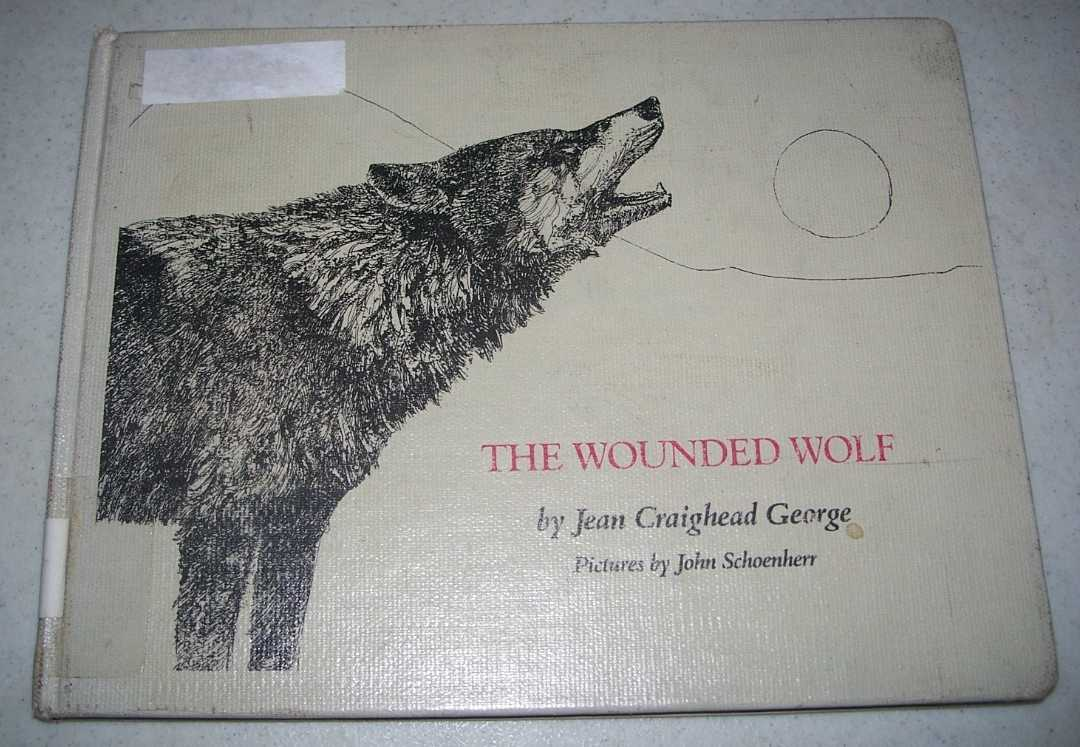 The Wounded Wolf, George, Jean Craighead