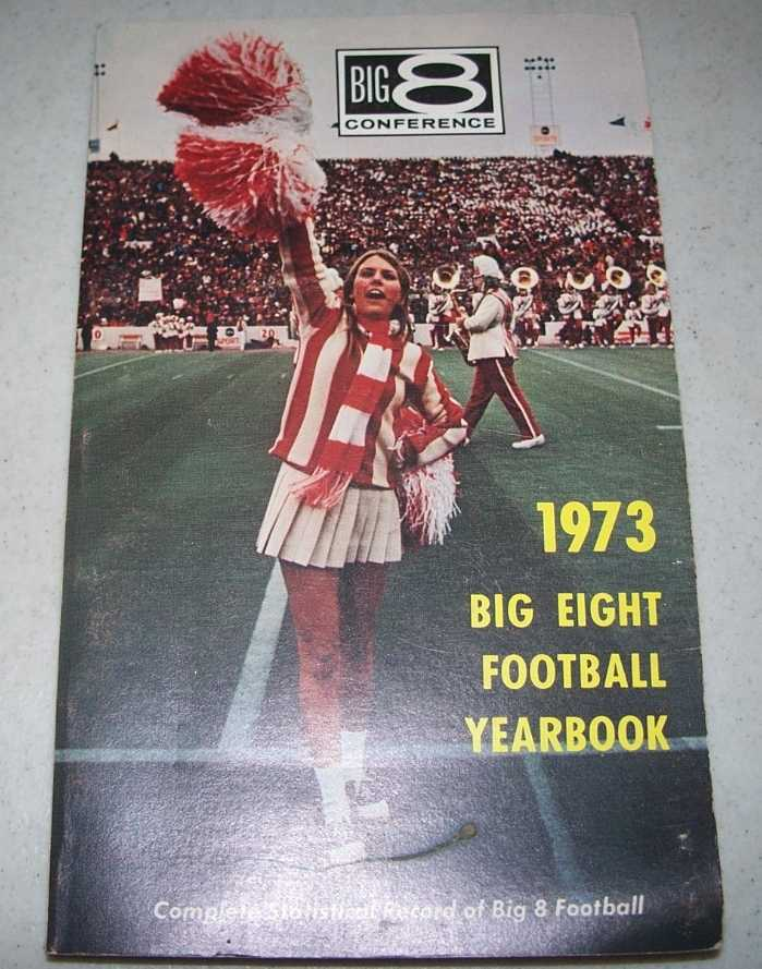 1973 Big Eight Football Yearbook (Big 8 Conference), N/A