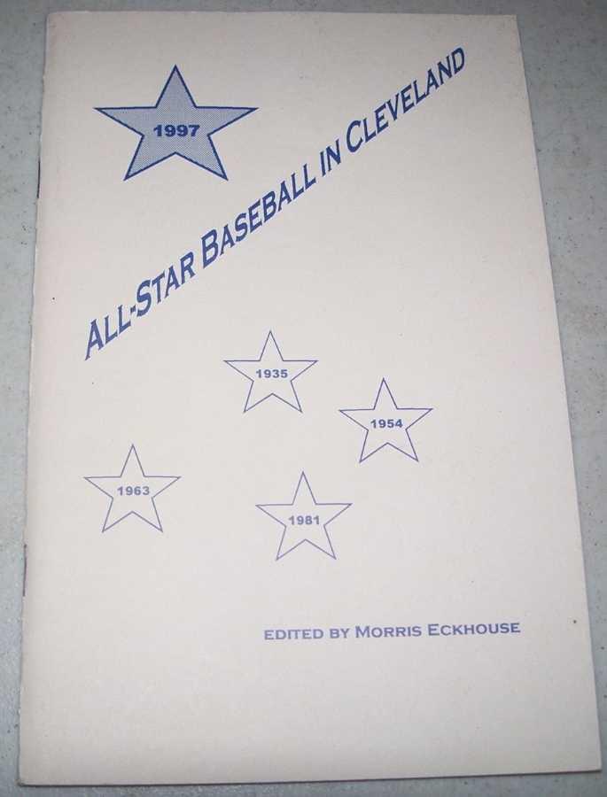 All-Star Baseball in Cleveland, Eckhouse, Morris (ed.)