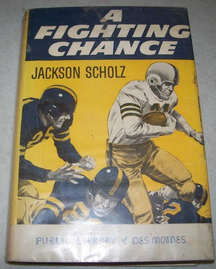 A Fighting Chance, Scholz, Jackson