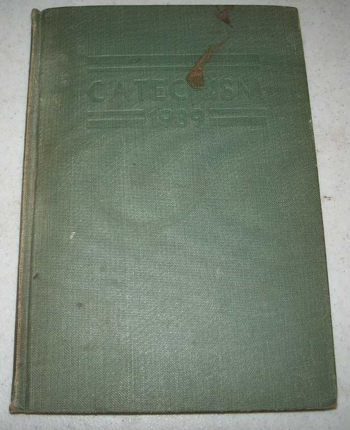 Dr. Martin Luther's Small Catechism with Explanation, 1939 Revised Edition, Luther, Martin