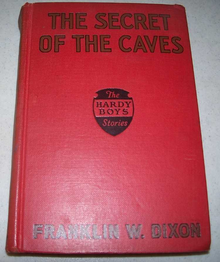 The Hardy Boys #7: The Secret of the Caves, Dixon, Franklin W.