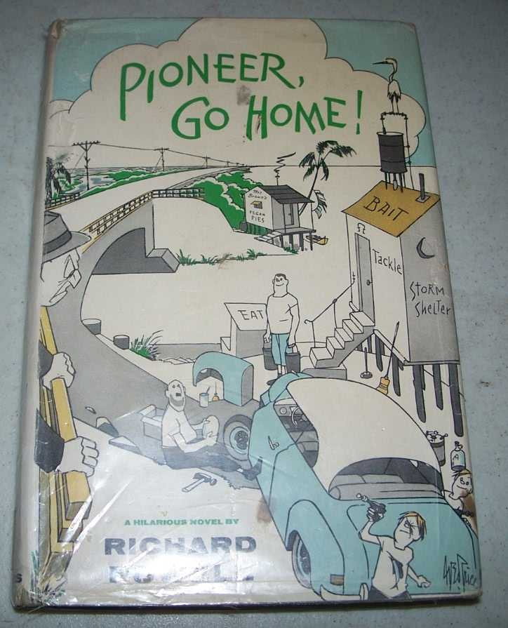 Pioneer, Go Home!, Powell, Richard